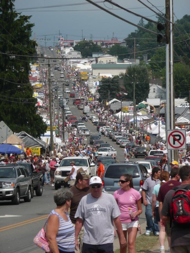 2009-09-07 Hillsville Trip 011