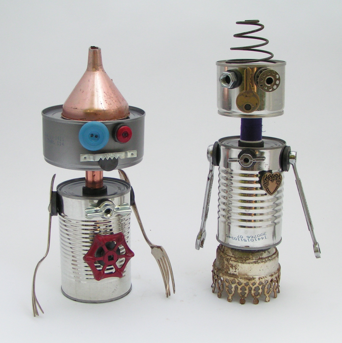 Attention junior fobotologists amy flynn designs for Tin cans for crafts